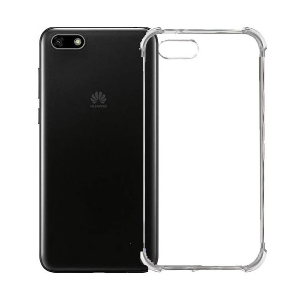 S-Case Anti-Shock 0,5mm For Huawei Y5 2018