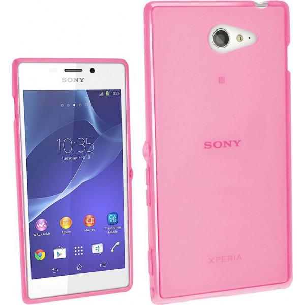 S-Case Για Sony D2303/D2305/D2306 Xperia M2