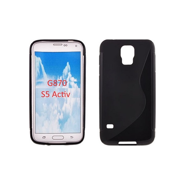 S-Case Για Samsung G870 Galaxy S5 Active