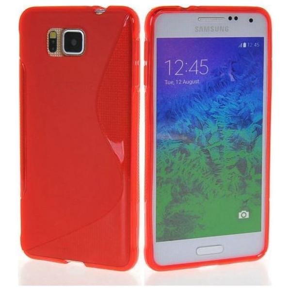 S-Case Για Samsung G850F Galaxy Alpha