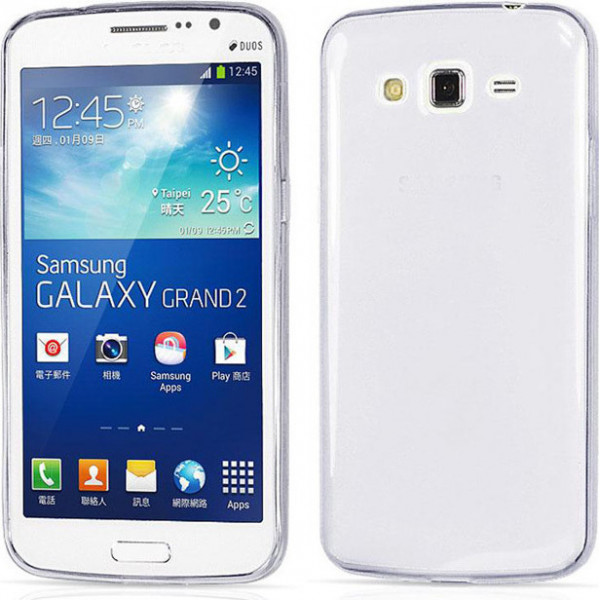 S-Case Για Samsung G7102/G7105/G7106 Galaxy Grand 2