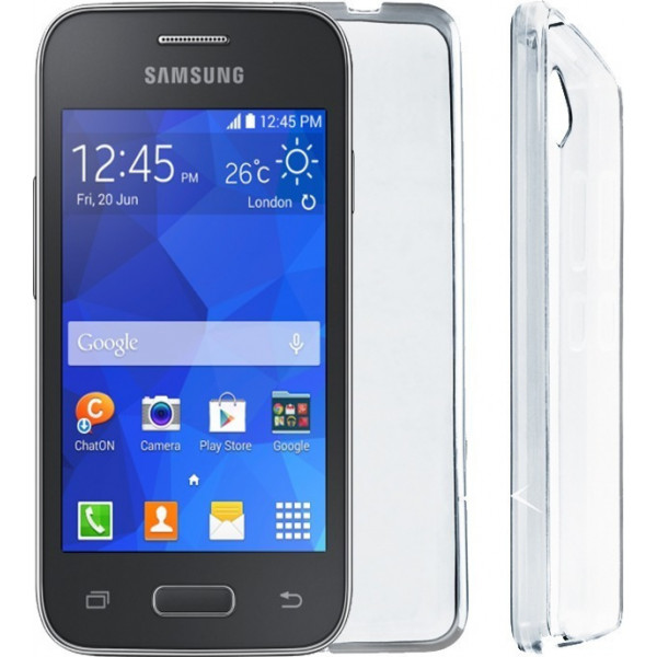 S-Case Για Samsung G130 Galaxy Young 2