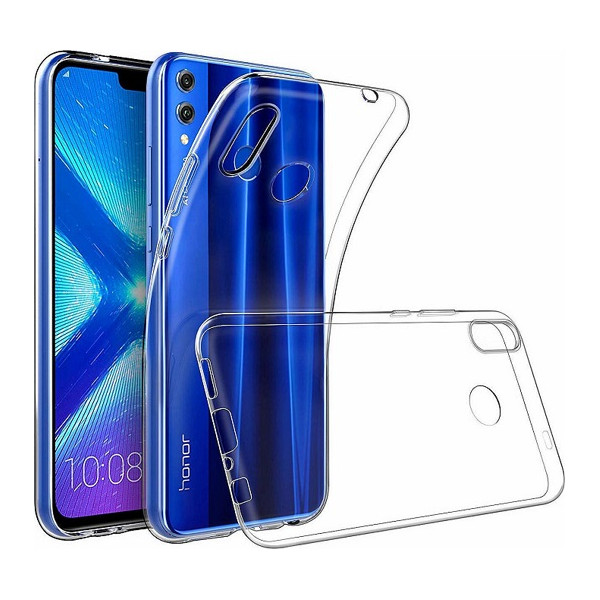Ultra Slim S-Case 0,3MM For Huawei Honor 8X