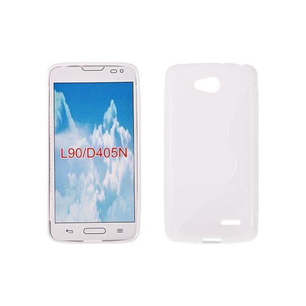 S-Case Για LG D405 Optimus L90