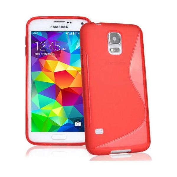 S-Case For Samsung G800 Galaxy S5 Mini black
