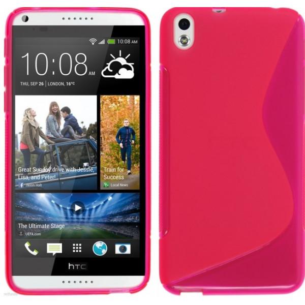 S-Case Για HTC Desire 816