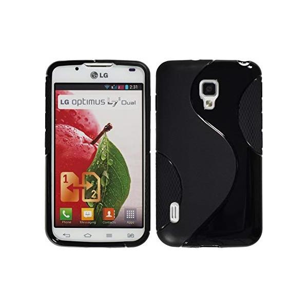 S-Case Για LG P715 Optimus L7 II Dual