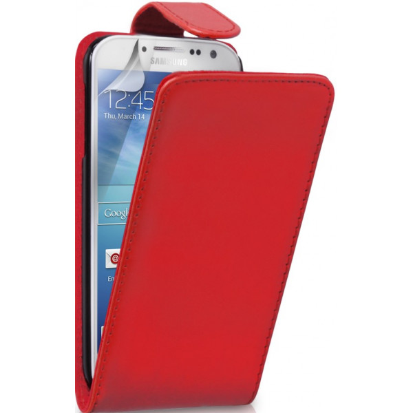 Leather Case Stand for Samsung I8260/I8262 Galaxy Core