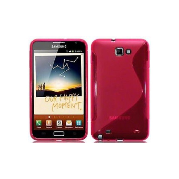 S-Case Για Samsung N7000 Galaxy Note (I9220)