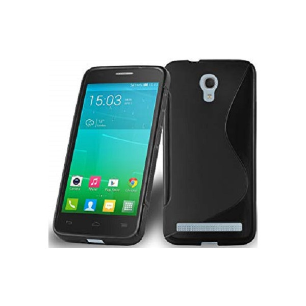 S-Case Για Alcatel 6036 One Touch Idol 2 Mini