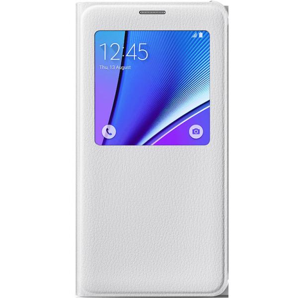 Slim Flip S-View Cover Για Samsung Galaxy G610F J7 Prime Blister