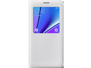 Slim Flip S-View Cover For Samsung Galaxy G610F J7 Prime Blister