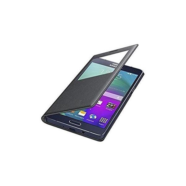 Slim Flip S-View Cover Για Samsung G930F Galaxy S7 Blister
