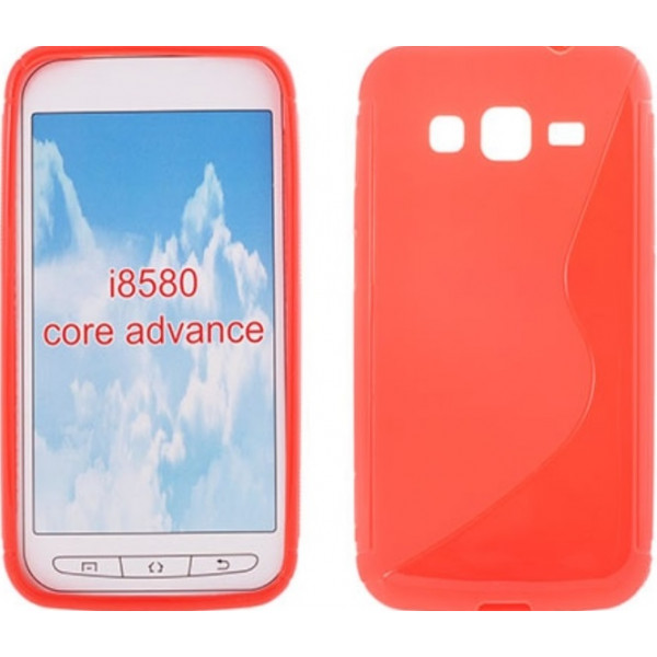 S-Case Για Samsung I8580 Galaxy Core Advance