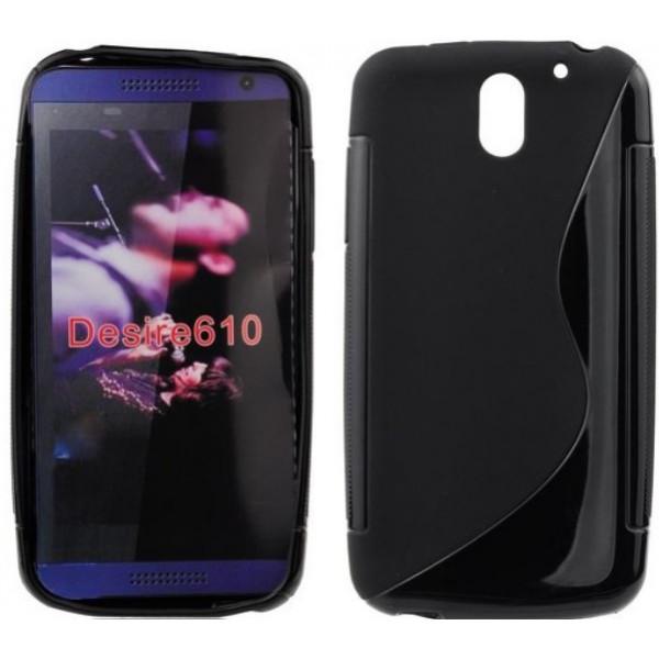 S-Case Για HTC Desire 610