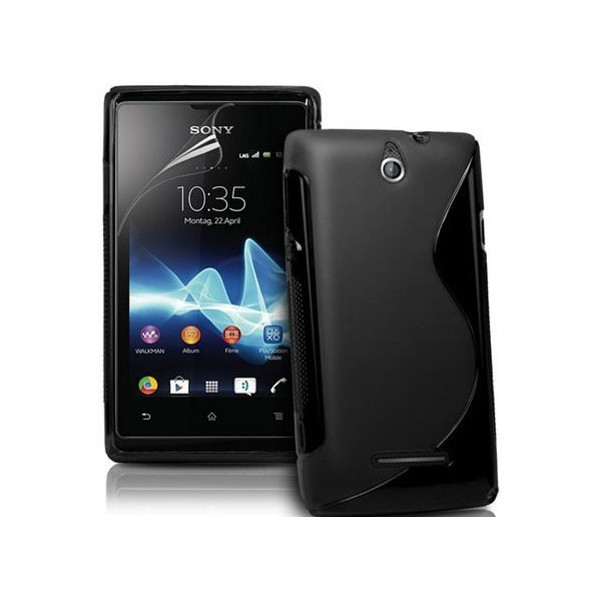 S-Case Για Sony C1505/C1605 Xperia Ε/E Dual