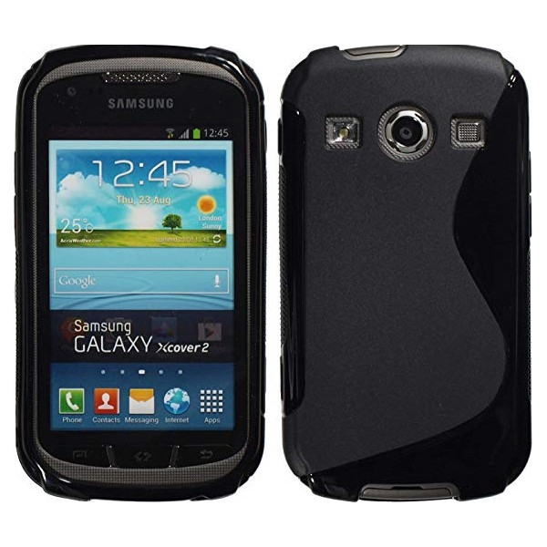 S-Case for Samsung S7710 Galaxy Xcover 2 Black