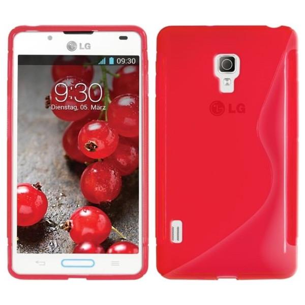 S-Case Για LG P710 Optimus L7 II