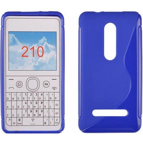 S-Case Για Nokia Asha 210