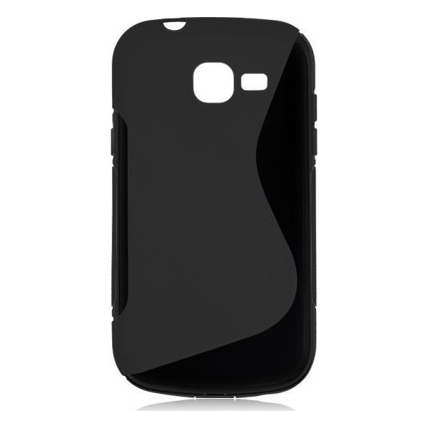 S-Case for Samsung S7390 Galaxy Trend Lite black