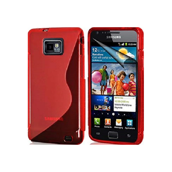 S-Case for Samsung I9100 Galaxy S2