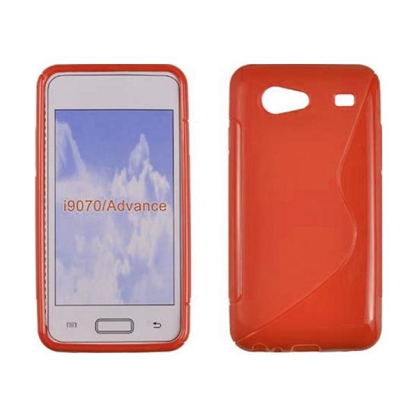 S-Case for Samsung I9070 Galaxy S Advance