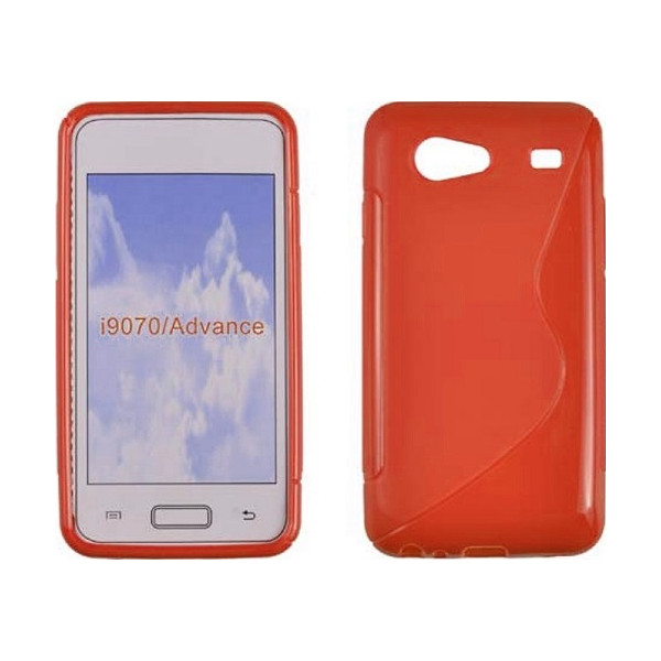 S-Case Για Samsung I9070 Galaxy S Advance