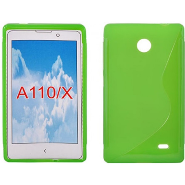 S-Case Για Nokia X Dual SIM / X Plus (RM-980/RM-1053)