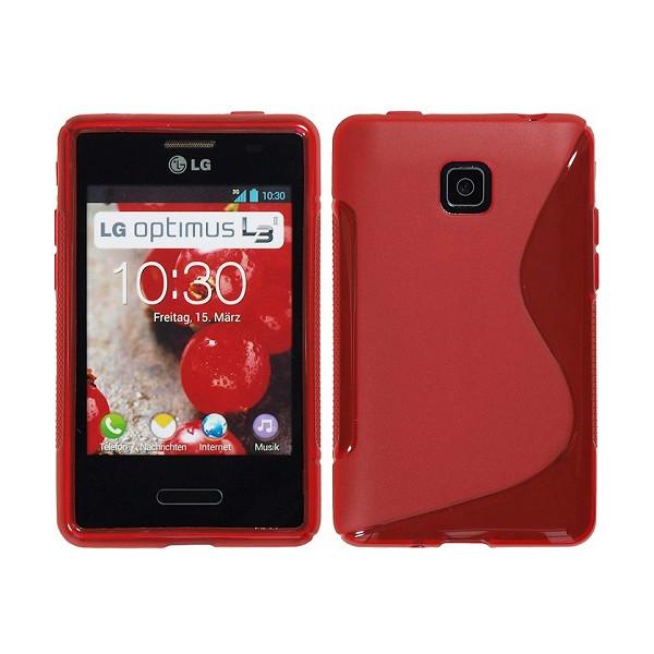 S-Case Για LG E430/E435 Optimus L3 II