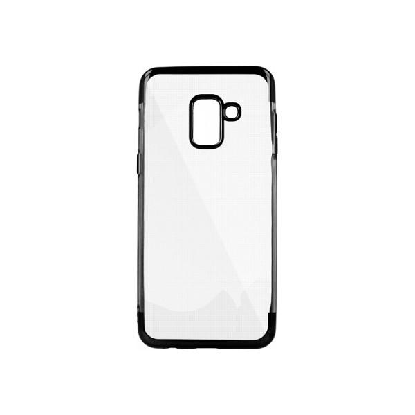 Θήκη Σιλικόνης TPU Με Διάφανη Σκληρή Πλάτη Για Samsung Galaxy J6