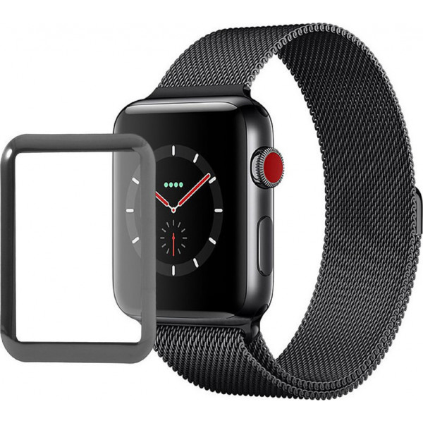Full Tempered Glass για Apple Watch (42mm)