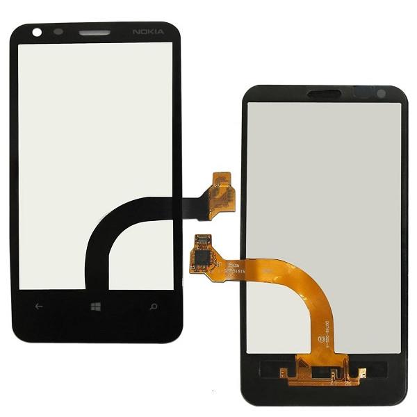 Touch Screen (Μηχανισμος Αφης ) for Nokia Lumia 620