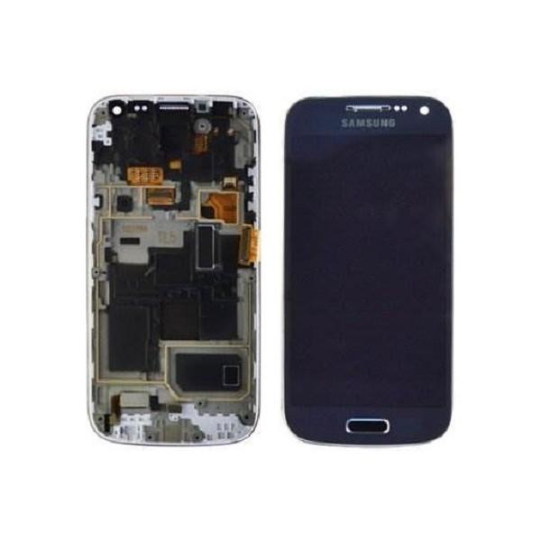 Οθόνη LCD με Frame (πλαίσιο οθόνης) για Samsung Galaxy S4 Mini (i9195)