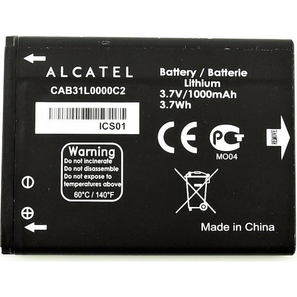 Μπαταρία Alcatel CAB31L0000C2 για 3040D / 890D - 1000mAh
