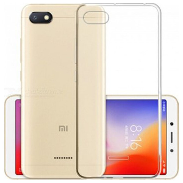 Ultra Slim S-Case Για Xiaomi Redmi 6A
