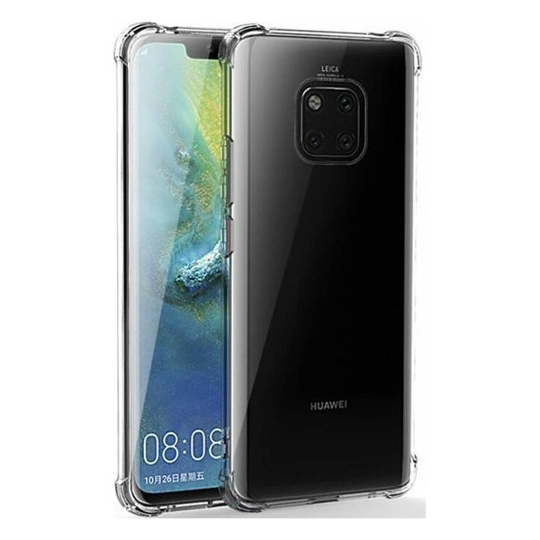 S-Case Anti-Shock 0,5mm Για Huawei Mate 20 Pro