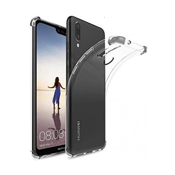 S-Case Anti-Shock 0,5mm Για Huawei Nova 3