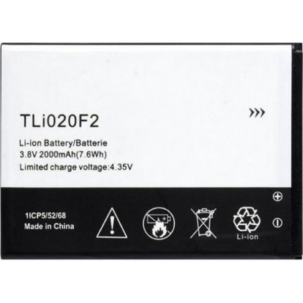 Μπαταρία για Alcatel TLi020F2 2000mAh Original Bulk