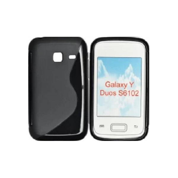 S-Case for Samsung S6102 Galaxy Y Duos