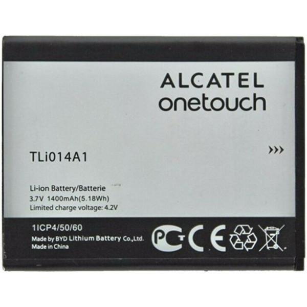 Μπαταρία Alcatel TLi014A1 Li-Ion 3.7V 1400mAh Original
