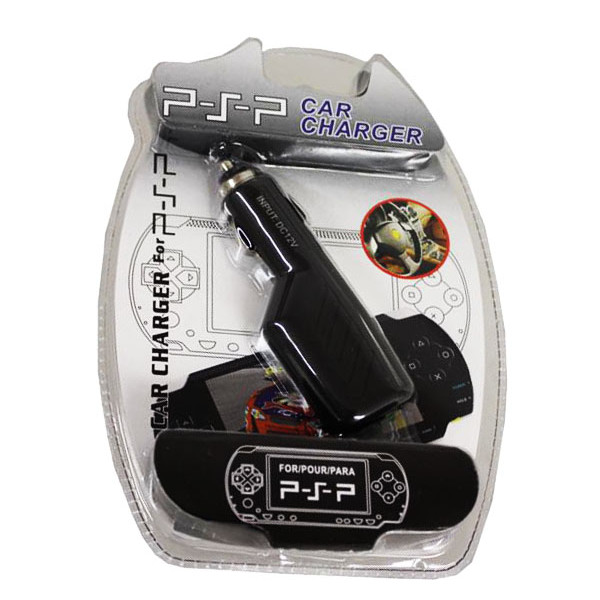 Car charger For PSP 1000, 2000, 3000