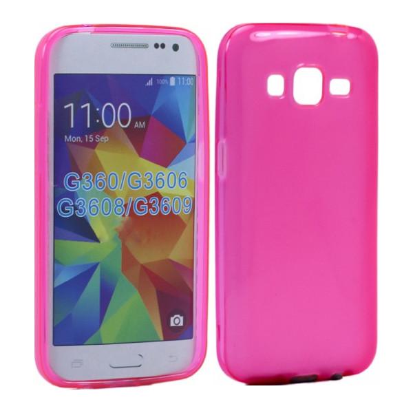 S-Case For Samsung G360F Galaxy Core Prime