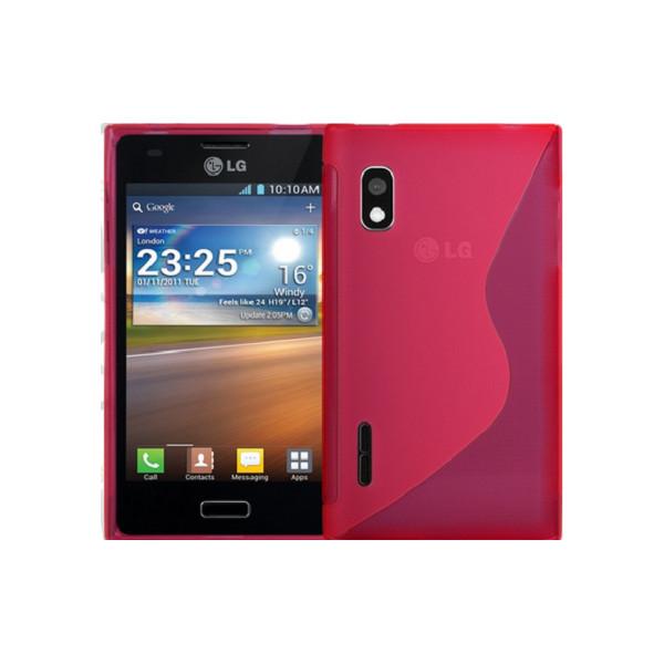 S-Case Για LG E610/E612/E615 Optimus L5