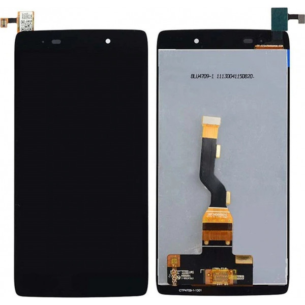 Οθονη LCD Με Touch Screen Για Alcatel 6039 Idol 3