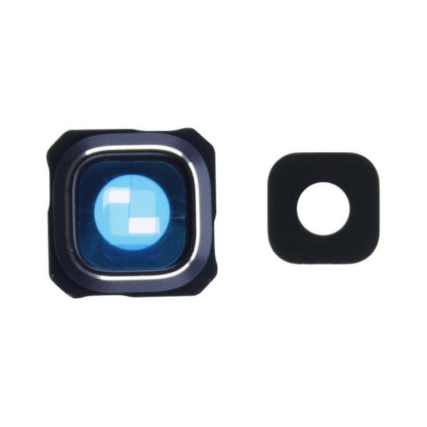 Τζαμάκι Κάμερας με Πλαίσιο για Samsung Galaxy G928 S6 EDGE Plus