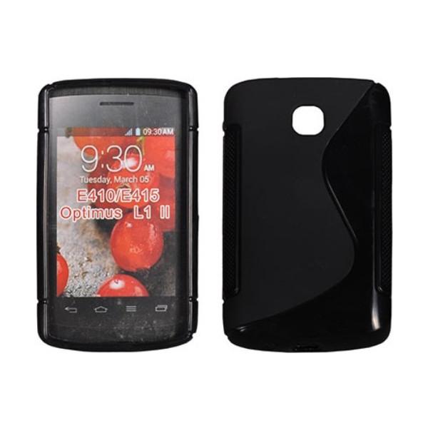 S-Case για LG E410 Optimus L1 II