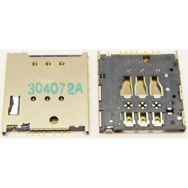 Υποδοχή Κάρτα Sim Για Sony Xperia P LT22 LT22i Original