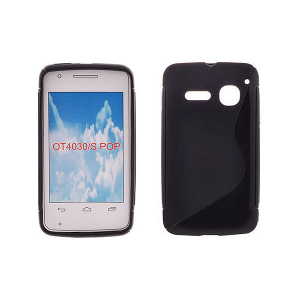 S-Case Για Alcatel OT4030D One Touch S'Pop