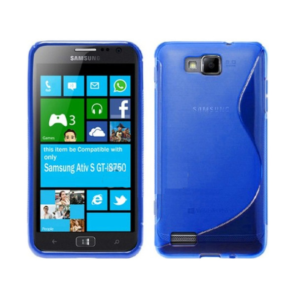 S-Case for Samsung I8750 Ativ S