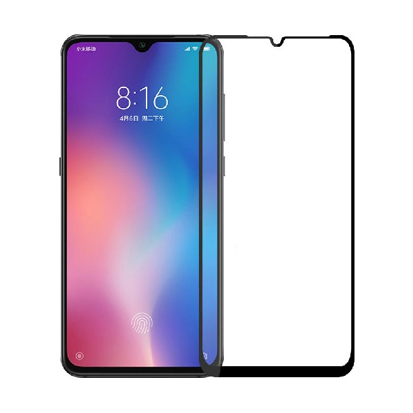 Full Cover Tempered Glass 9D full glue για Xiaomi MI 9